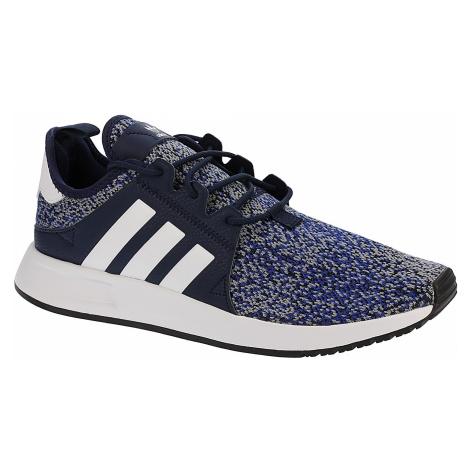 shoes adidas Originals X Plr - Dark Blue/White/Core Black - men´s