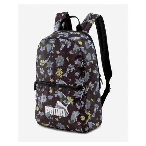 Puma Core Seasonal Backpack Black Colorful