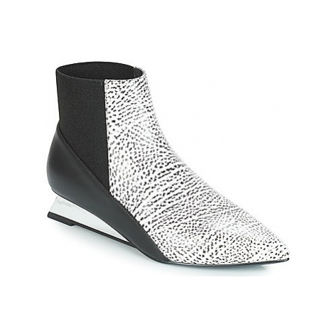 United nude LEV BOOTIE LO women's Mid Boots in Black