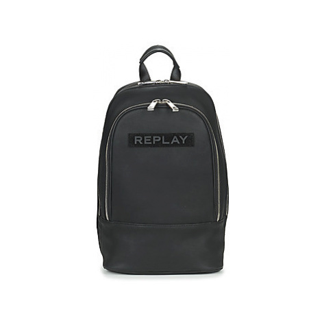 Replay JURIS men's Backpack in Black