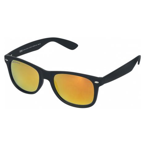Urban Classics - Likoma Mirror - Sunglasses - black-orange