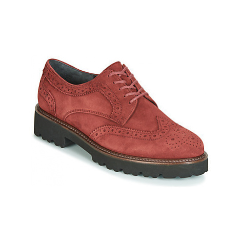 Gabor 3521415 women's Casual Shoes in Red
