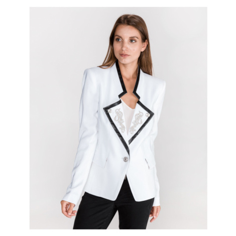 White women's suit jackets, blazers and boleros