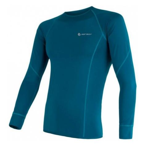 Sensor COOLMAX FRESH blue - Men's functional T-shirt