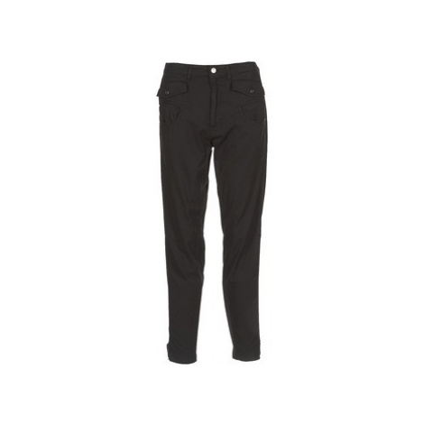 G-Star Raw ARMY RADAR MID BF women's Trousers in Black