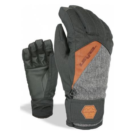gloves Level Cruise - Pk Black