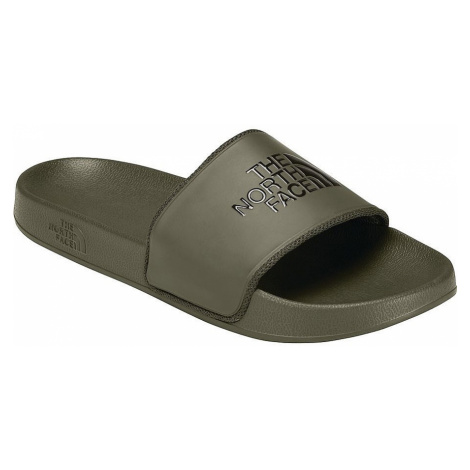shoes The North Face Base Camp Slide II - Tarmac Green/TNF Black - men´s
