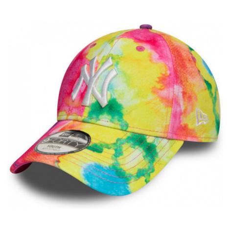 New Era 9FORTY KID TIE DYE NEW YORK YANKEES - Kids' baseball cap