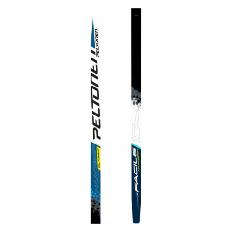 Peltonen NANOGRIP FACILE NIS+PERFORM CL - Classic skis with uphill travel support