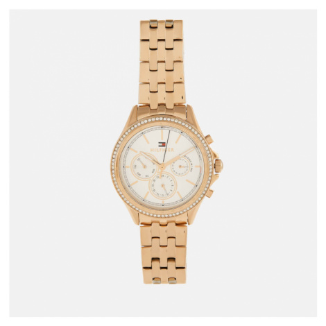 Tommy Hilfiger Women's Ari Metal Strap Watch - Rou SWH