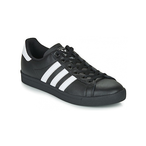 Adidas COAST STAR J girls's Children's Shoes (Trainers) in Black