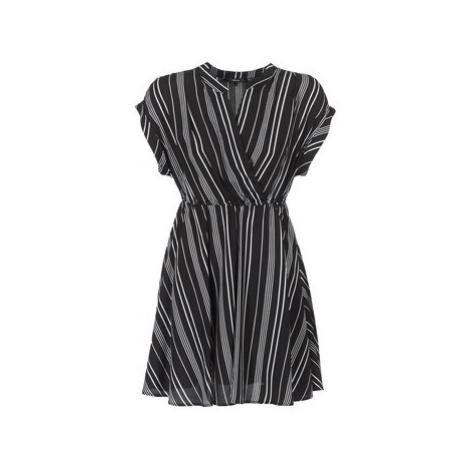 Vero Moda VMLAURA women's Dress in Black