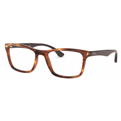 Ray-Ban Rb5279 Unisex Optical Lenses: Multicolor, Frame: Grey - RB5279 5691 55-18