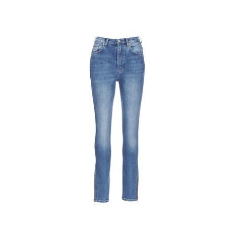 Pepe jeans GLADIS women's Skinny Jeans in Blue