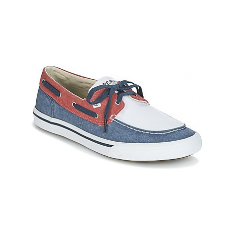Sperry Top-Sider STRIPER II BOAT WASHED men's Boat Shoes in Blue