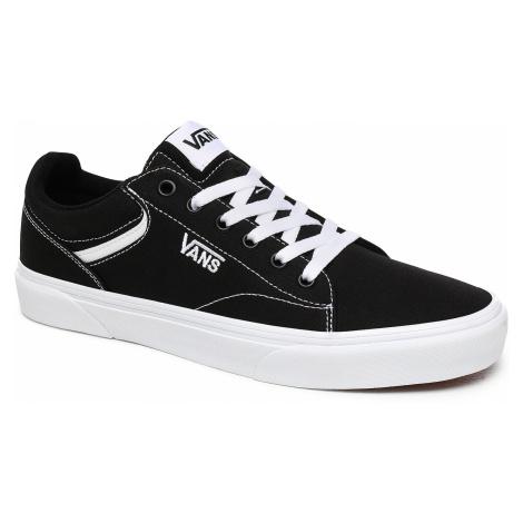 shoes Vans Seldan - Canvas/Black/White - men´s
