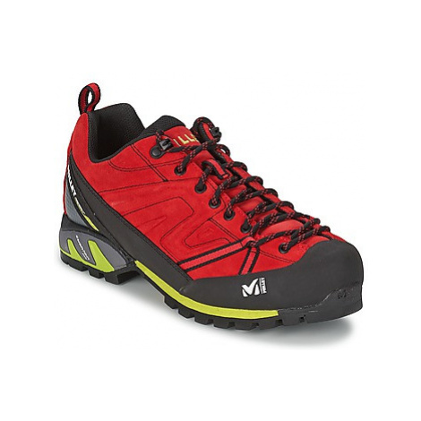 Millet TRIDENT GUIDE men's Shoes (Trainers) in Red