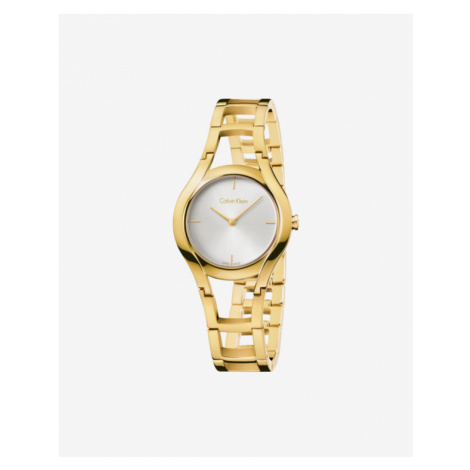 Calvin Klein Class Watches Gold