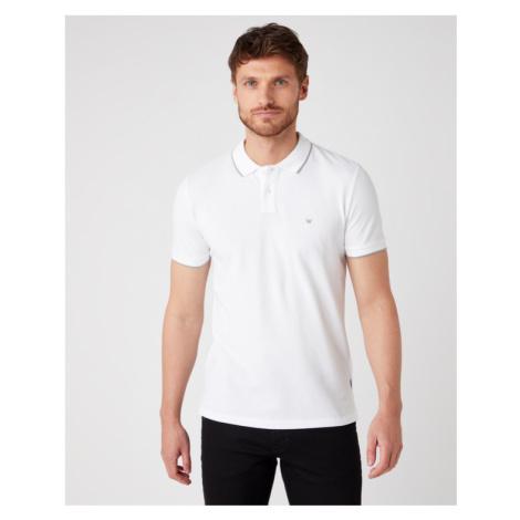 Wrangler Polo Shirt White