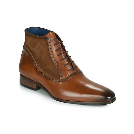 Brett Sons MARIUS men's Mid Boots in Brown