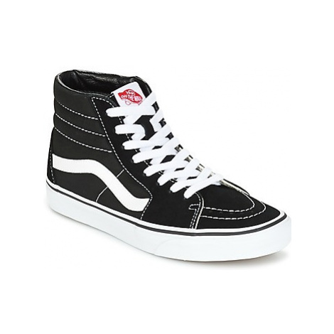 Vans SK8-HI women's Shoes (High-top Trainers) in Black