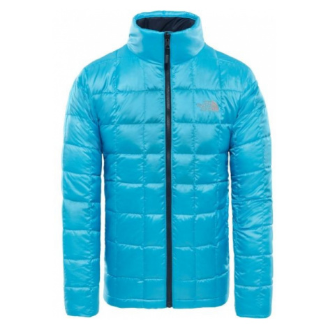 The North Face KABRU DOWN JACKET M blue - Men's insulated jacket