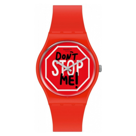 Swatch Don't Stop Me Watch GR183