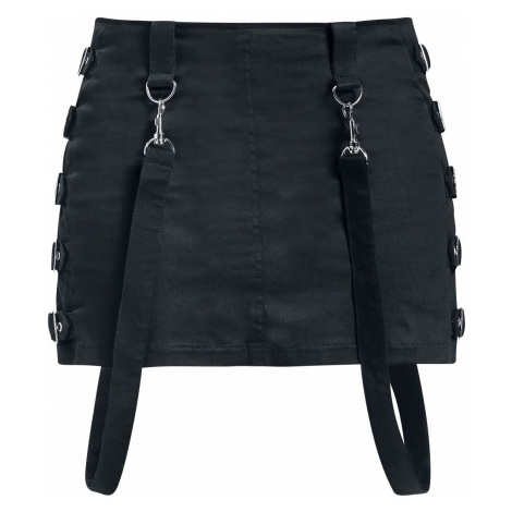 Gothicana by EMP The Betrayal Short skirt black