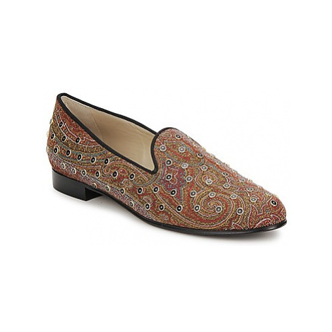 Etro BORCHIE women's Loafers / Casual Shoes in Brown