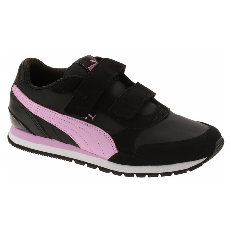shoes Puma St Runner V2 NL V PS - Puma Black/Orchid - unisex junior