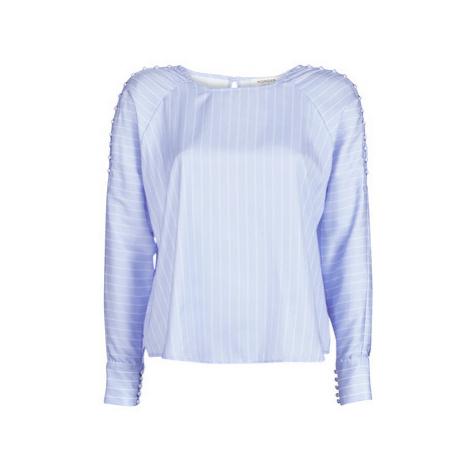Morgan OTEL women's Blouse in Blue