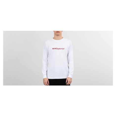 WOOD WOOD Han Long Sleeve Bright White