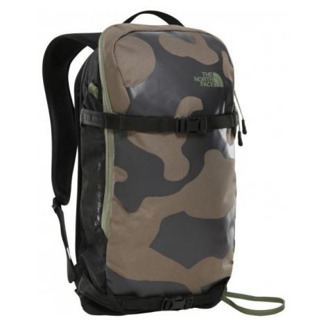 The North Face SLACKPACK 20 brown - Ski/snowboard backpack