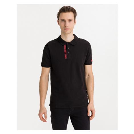 Guess Lyle Polo T-shirt Black