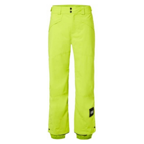 O'Neill PM HAMMER PANTS yellow - Men's snowboarding/ski pants