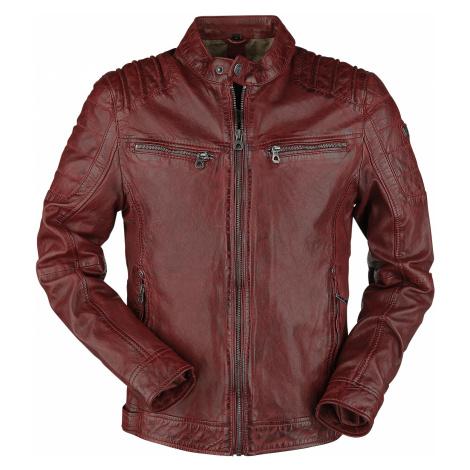 Gipsy - Camren Slim Fit NSLVW - Leather jacket - red
