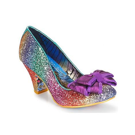 Irregular Choice Lady Ban Jo women's Court Shoes in Multicolour