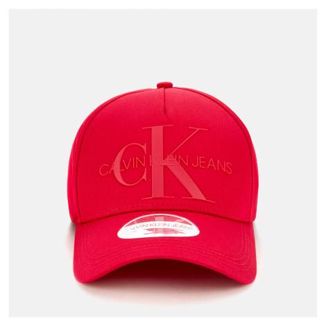 Calvin Klein Jeans Women's Monogram Cap - Cerise
