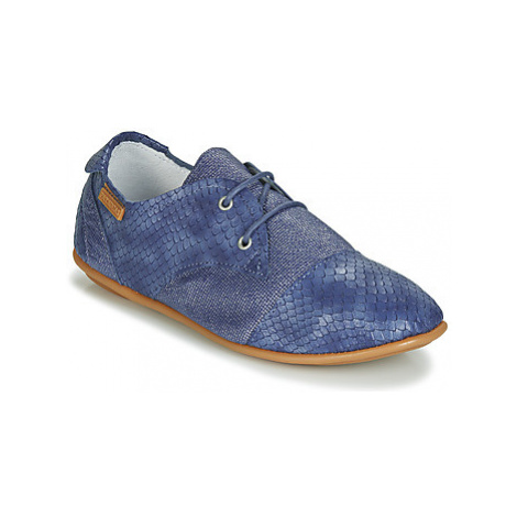 Pataugas SWING/MIX women's Casual Shoes in Blue