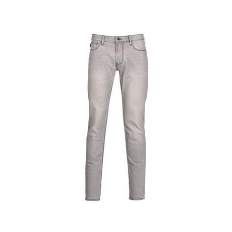 Emporio Armani PAWA men's Skinny Jeans in Grey