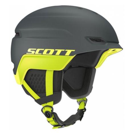 Scott CHASE 2 dark gray - Ski helmet