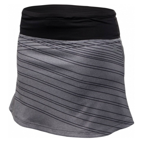 Klimatex ULYANA black - Women's running skirt