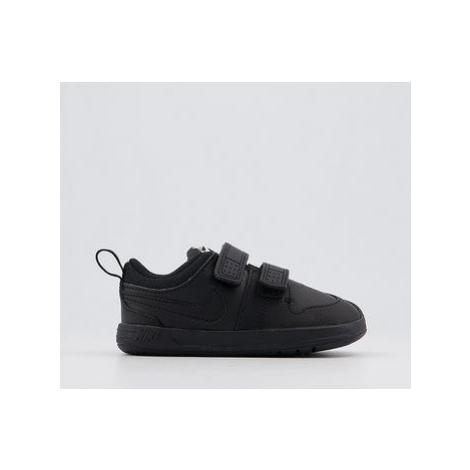Nike Pico 5 Infant Trainers BLACK