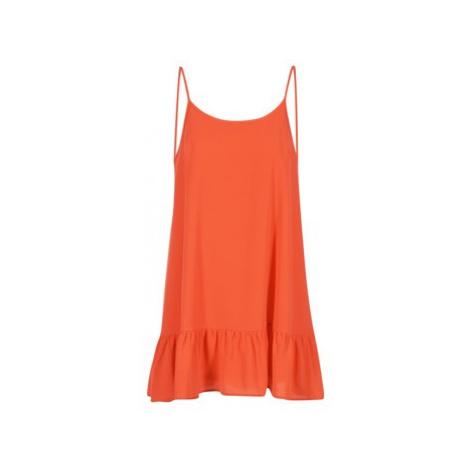 Moony Mood GIELLIS women's Dress in Orange