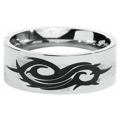 Slipknot - Black Slipknot Logo - Ring - Standard