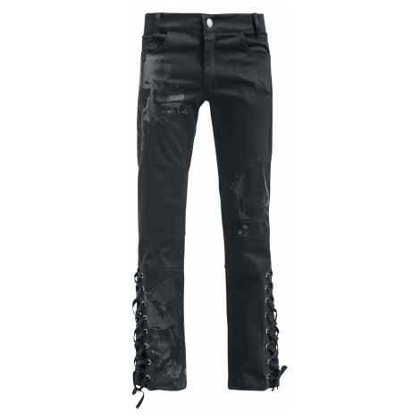 Vixxsin - Adrian Pant Boot Cut - Pants - black