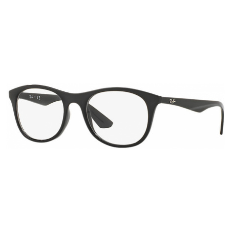 Ray-Ban Rb7085 Man Optical Lenses: Multicolor, Frame: Black - RB7085 2000 50-19