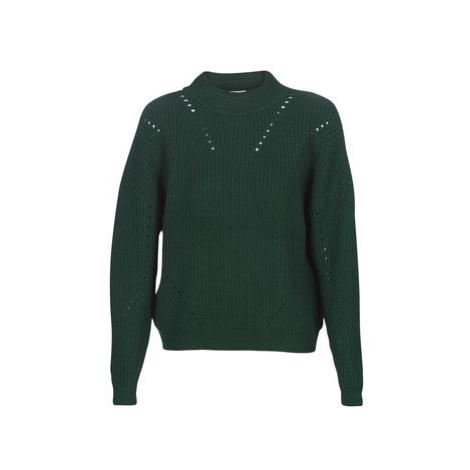 Vila VIBIRTH women's Sweater in Green