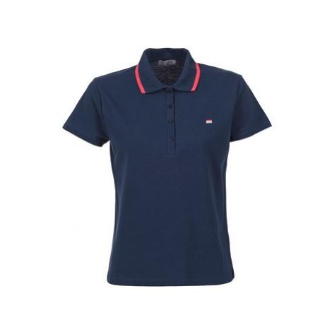Casual Attitude EPIDOU women's Polo shirt in Blue