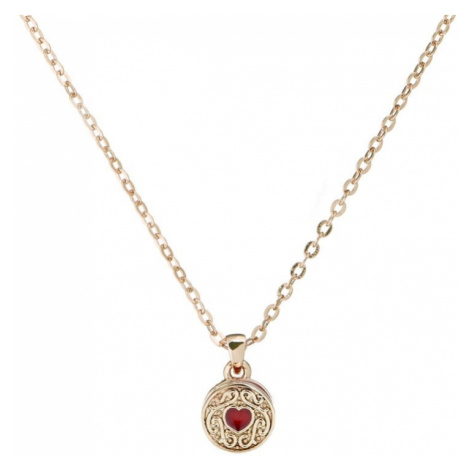 Ladies Ted Baker Baltia Biscuit Button Pendant